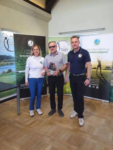 I Turniej o Puchar PKGOLF 2021